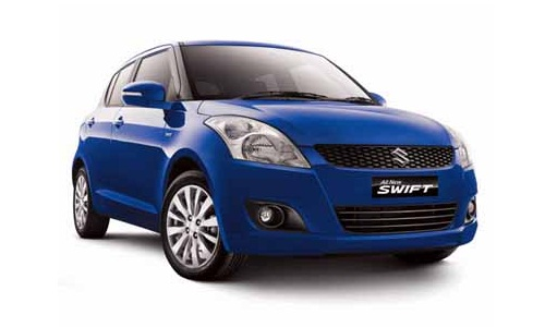 All New Swift - Blue Pearl Metallic