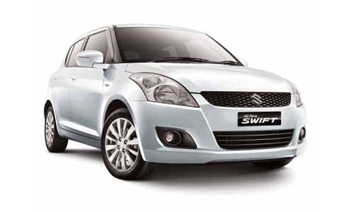 All New Swift - Metallic Star Silver